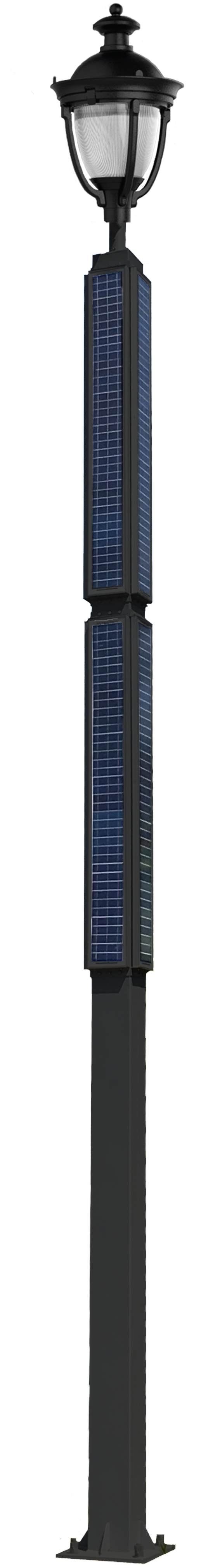 Supera Solar street lighting system