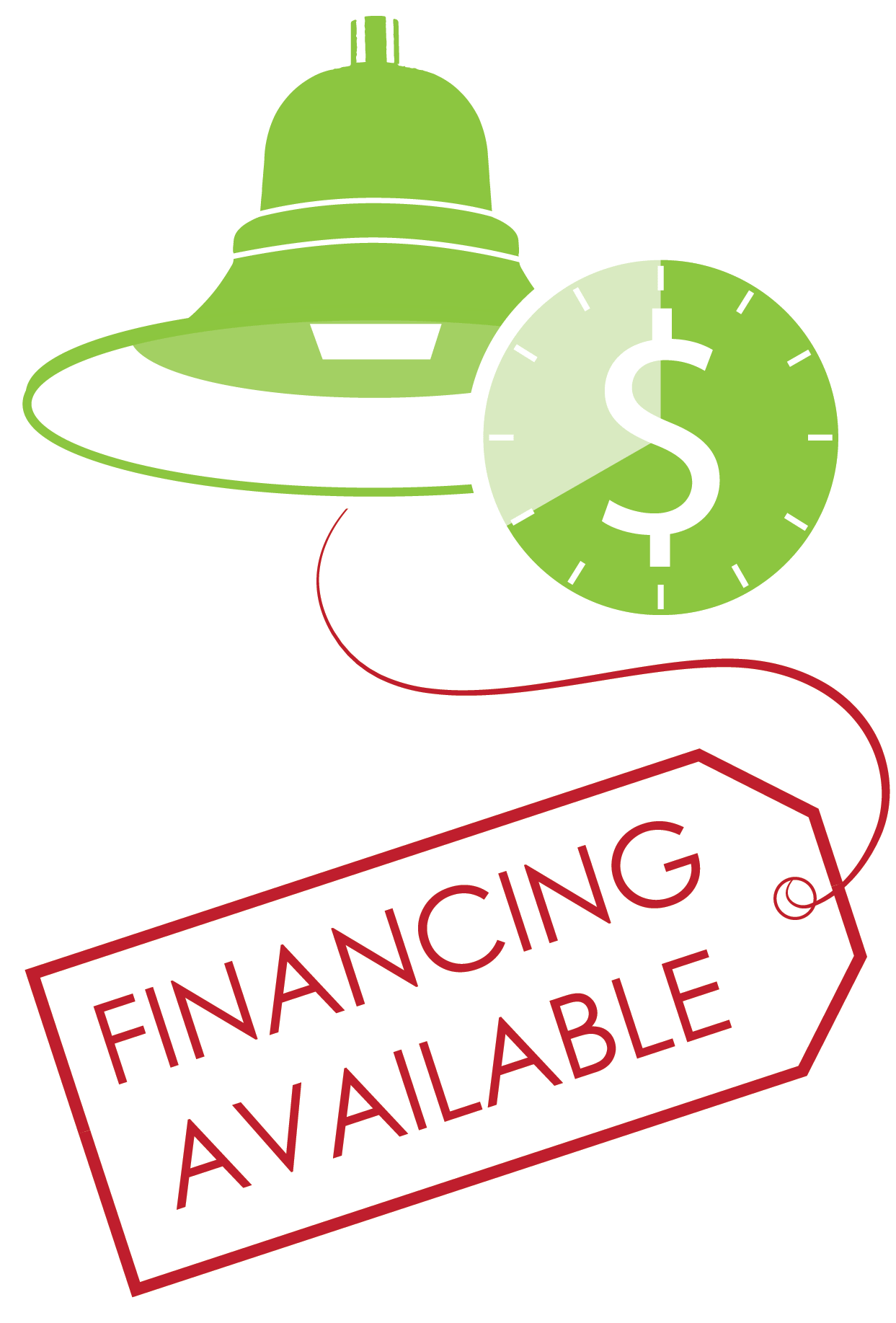 baner - Greenshine financing available